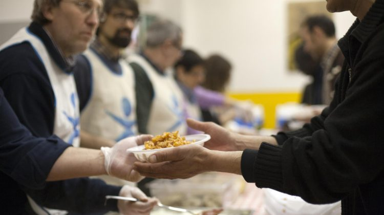 mensa per i poveri